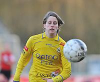 Waasland Beveren Sinaai Girls - RSC Anderlecht : Charlotte Van Wynsberghe.foto DAVID CATRY / Nikonpro.be