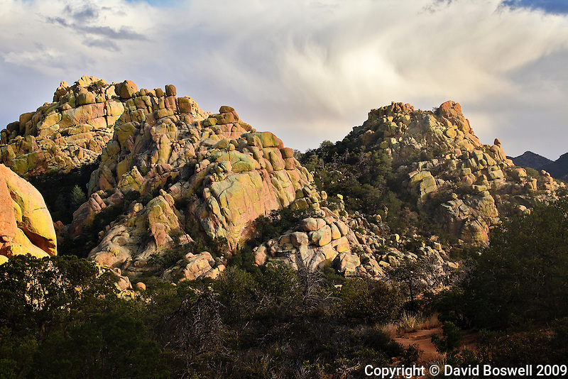 Cochise Stronghold, where Cochise and a band of renegade Apache warriors staged raids and attacks, is a maze of narrow, rock and cliff strewn canyons located in the Dragoon Mountains of Southern Arizona.
