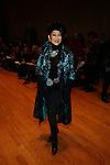 LUCIA HWONG GORDON-Front Row-Mercedes Benz Fashion Week Douglas Hannant Fall 2013, NY 2/13/13