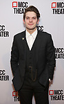 """Colton Ryan attends the opening night performance after party for the MCC Theater's 'Alice By Heart' at Kenneth Cole's """"The Garage"""" on February 26, 2019 in New York City."""