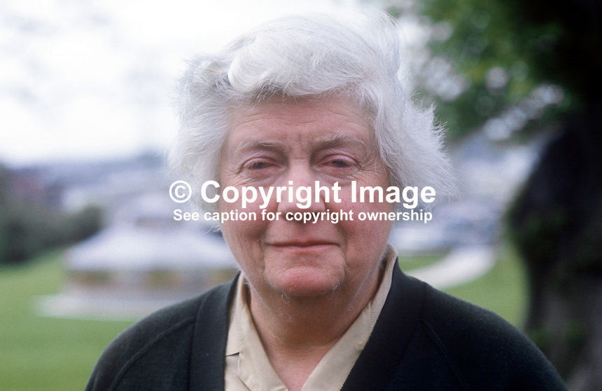 Delap Stevenson, NILP candidate, Londonderry, N Ireland Assembly Election, June 1973, 197306000639<br />