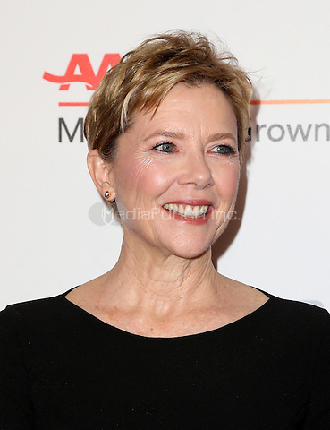 Beverly Hills, CA - FEBRUARY 06: Annette Bening, At 16th Annual AARP The Magazine's Movies For Grownups Awards, At The Beverly Wilshire Four Seasons Hotel In California on February 06, 2017. Credit: Faye Sadou/MediaPunch