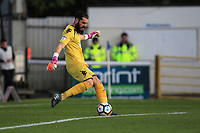 Leonardo Fasan of Bury during Woking vs Bury, Emirates FA Cup Football at The Laithwaite Community Stadium on 5th November 2017