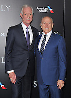 "New York,NY-September 6: Chesley ""Sully"" Sullenberger, Frank Marshall attends the 'Sully' New York Premiere at Alice Tully Hall on September 6, 2016 in New York City. @John Palmer / Media Punch"