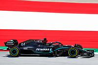 4th July 2020; Red Bull Ring, Spielberg Austria; F1 Grand Prix of Austria, qualifying sessions;   44 Lewis Hamilton GBR, Mercedes-AMG Petronas Formula One Team