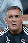 20 June 2015: Houston head coach Owen Coyle (IRL). The Portland Timbers FC hosted the Houston Dynamo at Providence Park in Portland, Oregon in a Major League Soccer 2015 regular season match. Portland won the game 2-0.