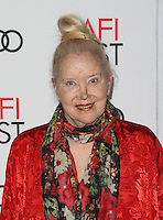 Hollywood, CA - NOVEMBER 15: Sally Kirkland, At Audi Celebrates La La Land At AFI Fest 2016 Presented By Audi At The TCL Chinese Theatre, California on November 15, 2016. Credit: Faye Sadou/MediaPunch