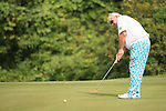 John Daly plays during the World Celebrity Pro-Am 2016 Mission Hills China Golf Tournament on 23 October 2016, in Haikou, Hainan province, China. Photo by Marcio Machado / Power Sport Images