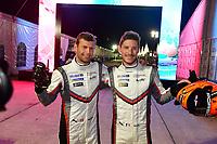 #92 PORSCHE GT TEAM (DEU) PORSCHE 911 RSR GTE PRO MICHAEL CHRISTENSEN (DNK) KEVIN ESTRE (FRA) POLE SITTER GTE PRO