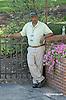 Al Jackson at Delaware Park on 9/6/14