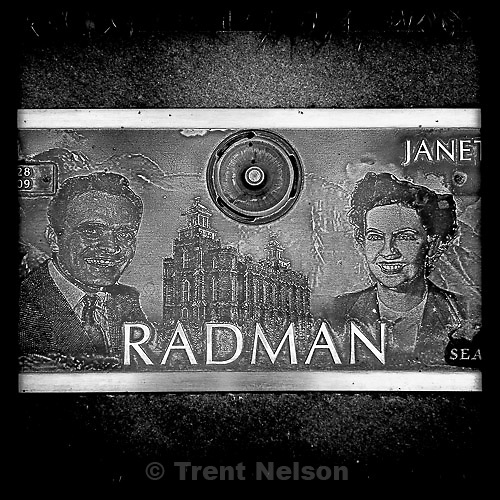 radman grave, funeral, Monday April 1, 2013.