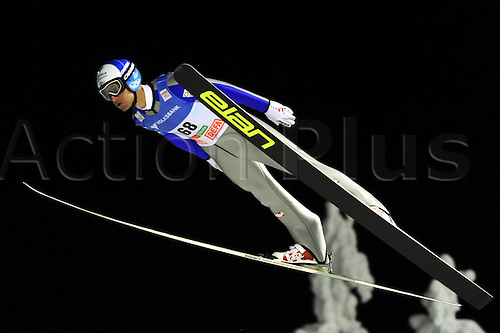 26.11.2010 Ski jumping FIS World Cup Nordic Opening Finland Kuusamo. Picture shows Wolfgang Loitzl AUT