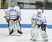 Josh Gartner, Matt Modelski - Colgate University defeated Yale University 6-2 at Ingalls Rink in New Haven, CT on November 5, 2005.