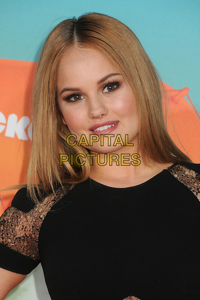 12 March 2016 - Inglewood, California - Debby Ryan. 2016 Nickelodeon Kids' Choice Awards held at The Forum.  <br /> CAP/ADM/BP<br /> &copy;BP/ADM/Capital Pictures