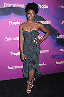 13 May 2019 - New York, New York - Ito Aghayere at the Entertainment Weekly & People New York Upfronts Celebration at Union Park in Flat Iron.   <br /> CAP/ADM/LJ<br /> ©LJ/ADM/Capital Pictures