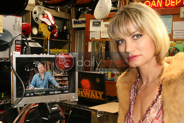 """Rena Riffel<br /> on the set of """"Showgirl,"""" Private Location, West Hollywood, CA. 08-03-10<br /> David Edwards/DailyCeleb.Com 818-249-4998"""
