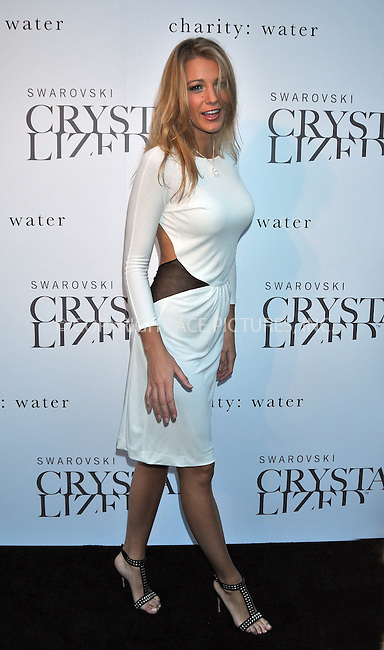 WWW.ACEPIXS.COM . . . . .  ....June 25 2009, New York City....Actress Blake Lively attends the store opening of the Swarovski Crystallized NYC Store on June 25, 2009 in New York City.....Please byline: AJ Sokalner - ACEPIXS.COM..... *** ***..Ace Pictures, Inc:  ..tel: (212) 243 8787..e-mail: info@acepixs.com..web: http://www.acepixs.com
