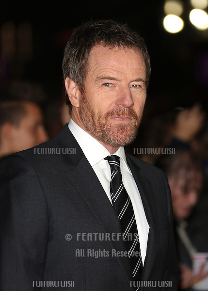 Bryan Cranston at the 56th BFI London Film Festival: Argo - Accenture gala, held at the Odeon Leicester Square. 17/10/2012 Picture by: Henry Harris / Featureflash