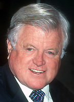 Ted Kennedy, 1998, Photo By John Barrett/PHOTOlink