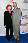 LOS ANGELES - DEC 6: Shelly Fabares, Paul Petersen at The Actors Fund's Looking Ahead Awards at the Taglyan Complex on December 6, 2015 in Los Angeles, California
