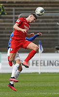 Kopfball Vitaly Janelt (VfL Bochum)- 07.03.2020: SV Darmstadt 98 vs. VfL Bochum, Stadion am Boellenfalltor, 2. Bundesliga<br /> <br /> DISCLAIMER: <br /> DFL regulations prohibit any use of photographs as image sequences and/or quasi-video.