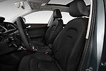 Front seat view of 2013-2016 Audi A4 Allroad Premium Quattro 4 Door Wagon front seat car photos