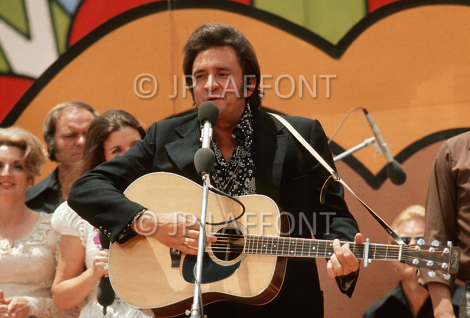 June 1972, Dallas, Texas, USA <br />