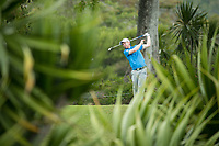 Gavin Moynihan (IRL) during the 3rd round of the AfrAsia Bank Mauritius Open, Four Seasons Golf Club Mauritius at Anahita, Beau Champ, Mauritius. 01/12/2018<br /> Picture: Golffile | Mark Sampson<br /> <br /> <br /> All photo usage must carry mandatory copyright credit (&copy; Golffile | Mark Sampson)