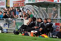 ROTINGHAUSEN - Voetbal, Sankt Pauli - FC Groningen, oefenduel, 01-09-2017, FC Groningen bank