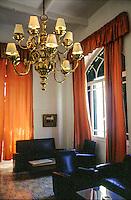 ©Mauro Guglielminotti 09/2003 SIRIA Aleppo ,Hotel Baron