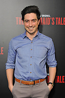 www.acepixs.com<br /> <br /> April 25 2017, LA<br /> <br /> Ben Feldman arriving at the premiere of  'The Handmaid's Tale' at the ArcLight Cinemas Cinerama Dome on April 25, 2017 in Hollywood, California.<br /> <br /> By Line: Peter West/ACE Pictures<br /> <br /> <br /> ACE Pictures Inc<br /> Tel: 6467670430<br /> Email: info@acepixs.com<br /> www.acepixs.com