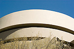 New York City, New York: Guggenheim Museum, exterior  .Photo #: ny273-14744  .Photo copyright Lee Foster, www.fostertravel.com, lee@fostertravel.com, 510-549-2202.