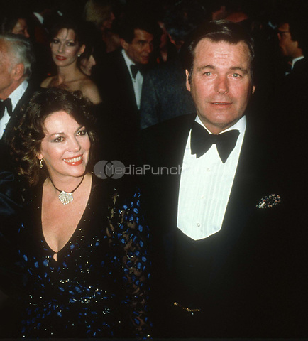 Natalie Wood Robert Wagner 1978<br /> Photo By John BarrettPHOTOlink.net / MediaPunch