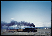 &quot;276-10 Rail fan special on the route of the old &quot;San Juan&quot; near La Boca, CO&quot;<br /> D&amp;RGW  near La Boca, CO  Taken by Owen, Mac - 6/1975