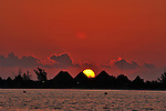 Holbox Mexico Sunset