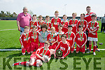 Iveragh F.C U13 winners of theJohn Joe Naughton memorial shield Final against mastergeeha at Mounthawk Park on Saturday