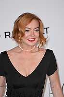 Lindsay Lohan at the 24th amfAR Gala Cannes at the Hotel du Cap-Eden-Roc, Antibes, France. 25 May 2017<br /> Picture: Paul Smith/Featureflash/SilverHub 0208 004 5359 sales@silverhubmedia.com