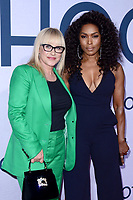 """LOS ANGELES - JUL 31:  Patricia Arquette, Angela Basset at the """"Otherhood"""" Photo Call at the Egyptian Theater on July 31, 2019 in Los Angeles, CA"""