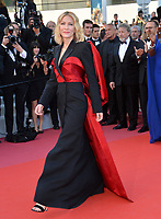 Cate Blanchett at the closing gala screening for &quot;The Man Who Killed Don Quixote&quot; at the 71st Festival de Cannes, Cannes, France 19 May 2018<br /> Picture: Paul Smith/Featureflash/SilverHub 0208 004 5359 sales@silverhubmedia.com