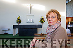 Margaret Carmody - 60 years her family involvement as Sacristan in Knockanure Church