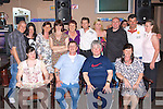 Bernard Cullen Castleisland seated centre who celebrated his 50th birthday with his family and friends in Martin's bar Castleisland on Saturday night