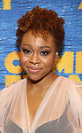 "Tamika Lawrence attends the ""Come From Away"" Broadway Opening Night After Party at Gotham Hall on March 12, 2017 in New York City."