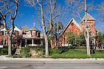 Foothills Museum Golden, Denver, Colorado, USA John offers private photo tours of Denver, Boulder and Rocky Mountain National Park.