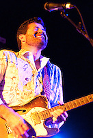 Tab Benoit's Swampland Jam (with Cyrill Neville, Anders Osborne, Jumpin' Johnny Sansone & Big Chief Monk Boudreaux and the gang), Terrance Simien & the Zydeco Experience, and .Big Sam's Funky Nation tear up the CAC for the 2010 La Fete Cultural.