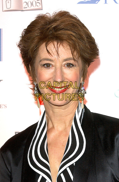 MAUREEN LIPMAN.At the British Book Awards 2005, Grosvenor House, London, April 20th 2005..portrait headshot .Ref: BEL.www.capitalpictures.com.sales@capitalpictures.com.©Tom Belcher/Capital Pictures.