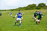 In Action Ballylongford's Kenneth FoleyCo League Div 5 Churchill V Ballylongford at Churchill GAA Ground on Sunday
