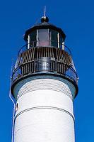 US, Florida, Key West. Key West Lighthouse.
