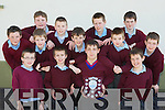 Knocknanes NS, Glenflesk who won the East Kerry final in Killarney last week front row l-r: Patrick Dineen, David O'Connor, Oran Donoghue, Stephen Corsini. Back row: Kian Crowley, Aaron O'Sullivan, Conor Doherty, Sean Doherty, Dara Fleming,  Denis O'Connor, Brian Doherty, Oisin Doherty and Peter Cronin.