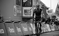 Mathieu Vanderpoel (NLD/BKCP-Powerplus) moments after finishing<br /> <br /> Azencross Loenhout 2014