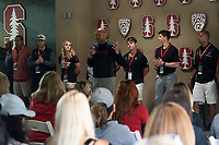 Stanford Football Women's Clinic, June 9, 2018